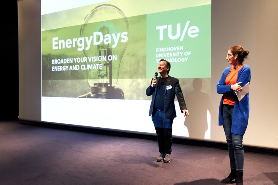 EnergyDays - Climate Policy and Energy Markets, met Geert Verbong & Laetitia Ouillet