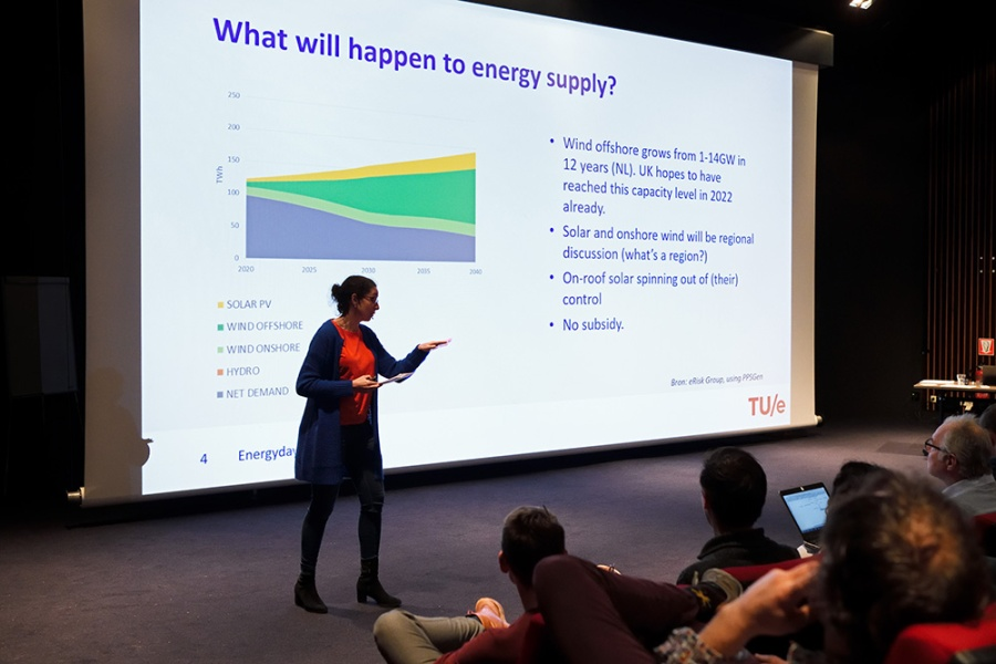 EnergyDays - Climate Policy and Energy Markets, met Laetitia Ouillet